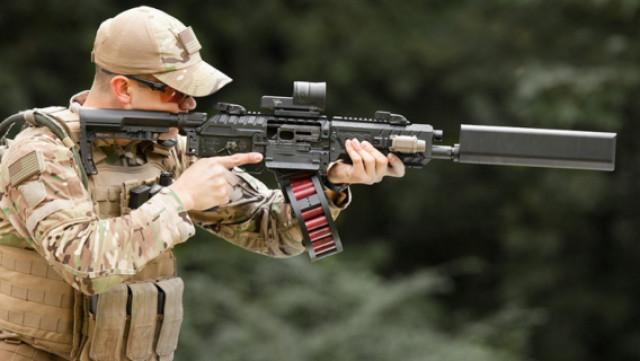 全球威力最强大的五款霰弹枪