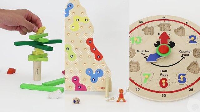 适合亲子共玩的玩具介绍