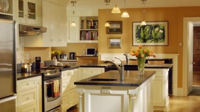 厨房装修值得和不值得花钱的地方!