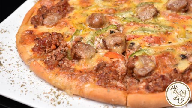 热辣披萨原来是这样做的