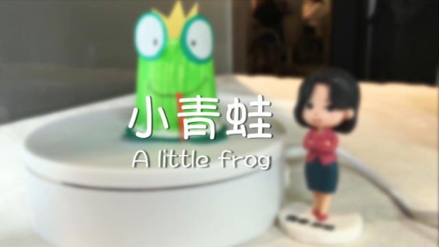 环保创意手工:纸杯变身青蛙王子