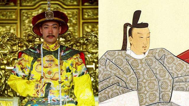 为什么中国皇帝短命日本天皇长寿?