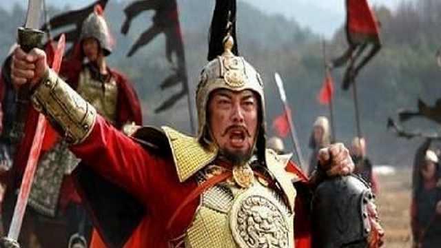 父亲造反成皇帝,儿子造反被烤死