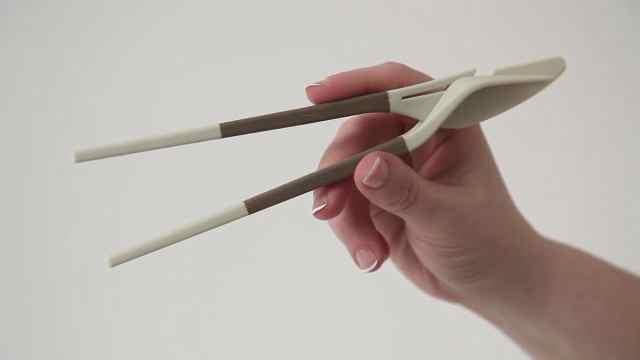一双神奇的筷子!