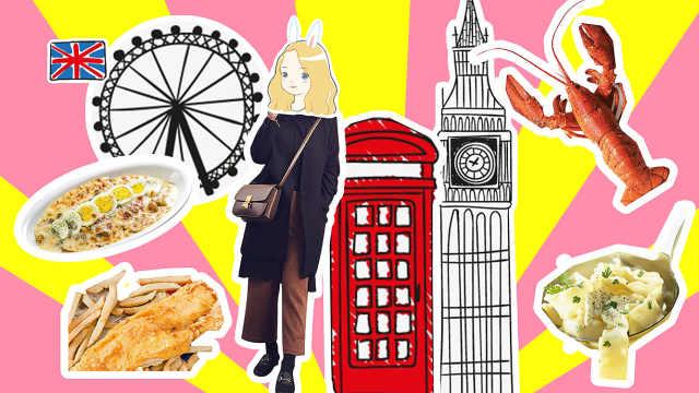 厨房小白带你吃遍伦敦!