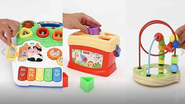 适合低月龄宝宝的启蒙玩具