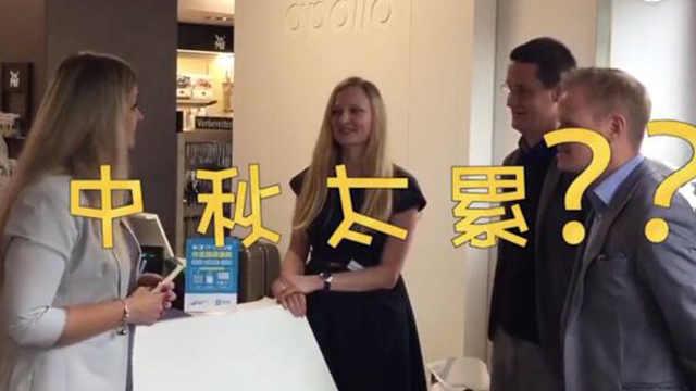 为抢中国游客德国商店员工苦练中文