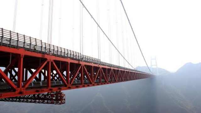 湖南揽获四项世界之最的超级工程!