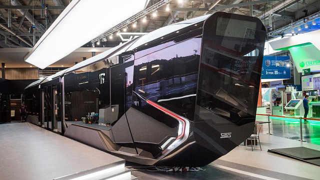 中国造世界首台氢能源有轨电车