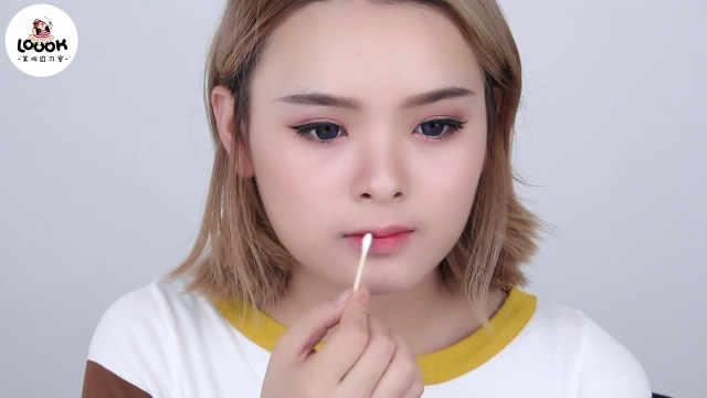 五种咬唇妆画法,实用技巧干货!