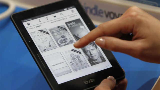 为什么很多人爱用Kindle看电子书?
