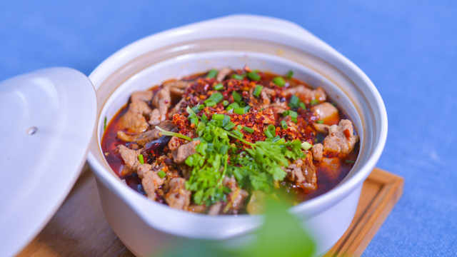 用简单的方法,做出好吃的水煮肉片