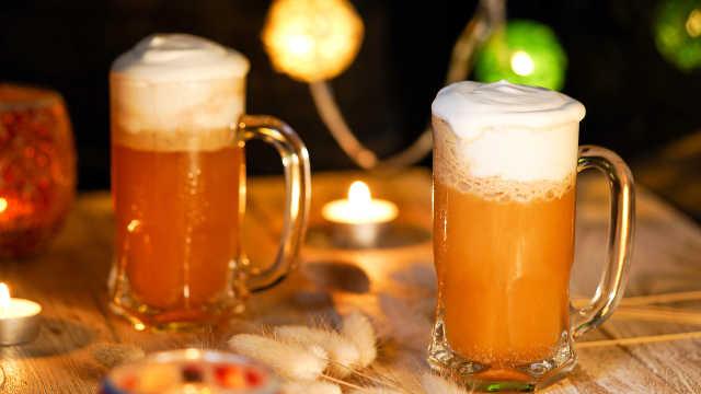 黄油啤酒里原来根本没啤酒!