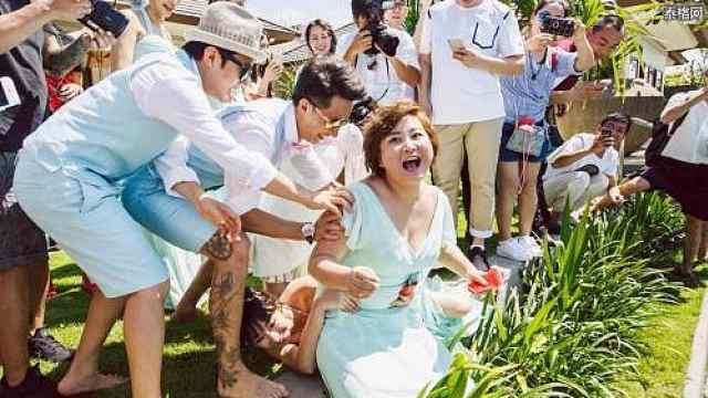 全国各地奇葩婚礼习俗您知道有哪些