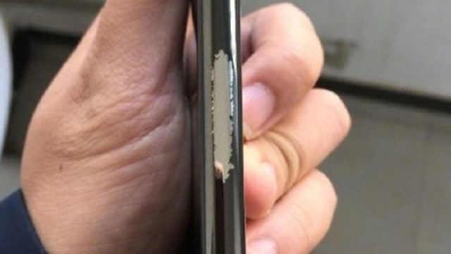 iPhone X不到半个月就掉漆?