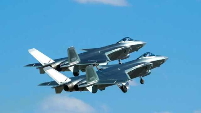 中国空军宣布歼20重大喜讯