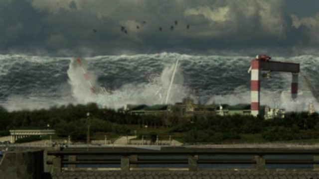 日本一旦沉入马里亚纳海沟将怎么办