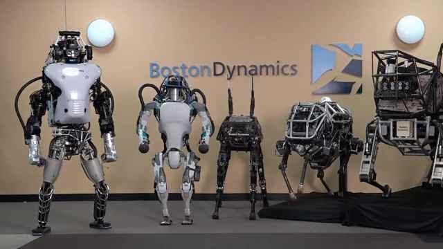 这家波士顿动力的新机器人又逆天了