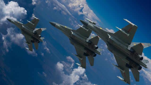 世界第二强空军谁最有资格做?