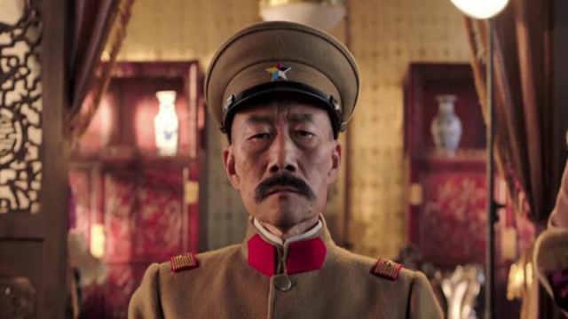 张作霖一万支票收两条日本人命