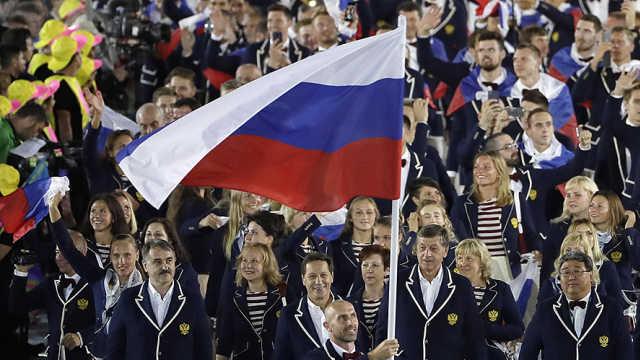 俄罗斯被禁止参加2018年平昌冬奥会