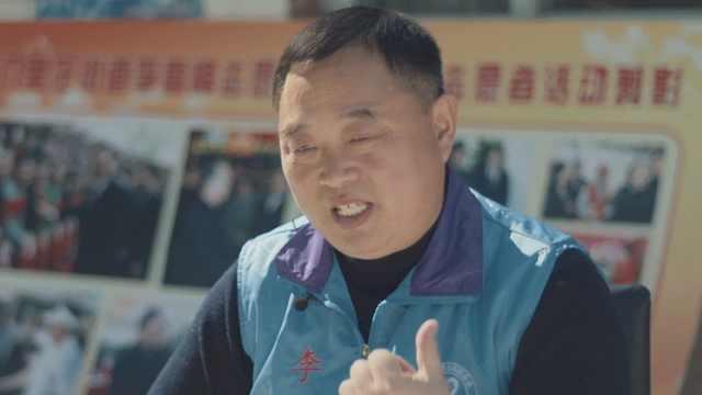 靠清扫垃圾走向联合国的北京好人
