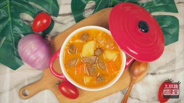 罗宋汤,喝一口浑身都暖了