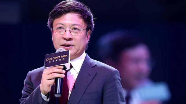 孙宏斌:感谢借我25亿 赚了150亿