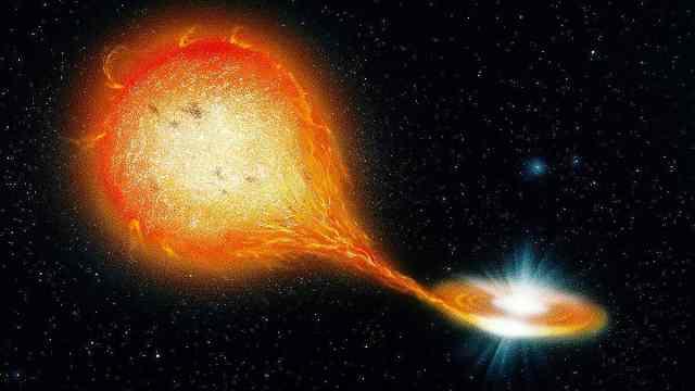 太阳死亡后会变成什么?膨胀吞噬
