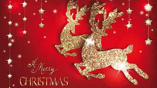别说你不知道圣诞节驯鹿是红鼻子!