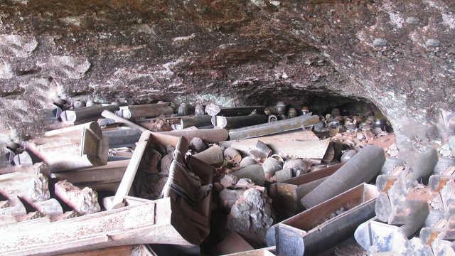 为什么盗墓贼总比考古先找到古墓?