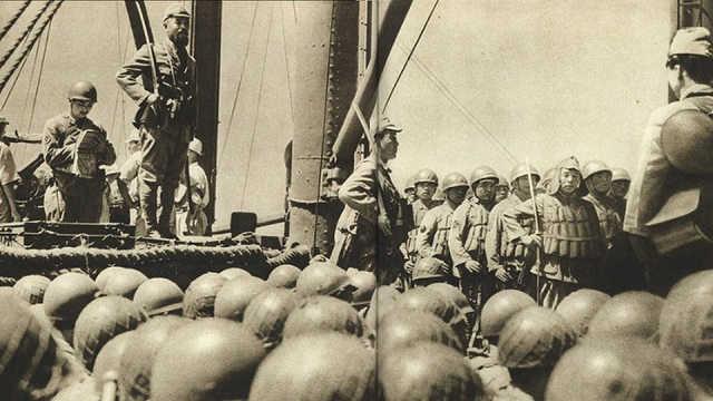 日军特种部队骷髅队的悲惨结局