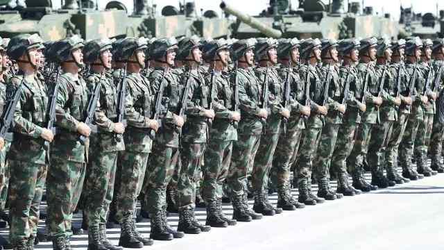 地球上最强大的五支陆军