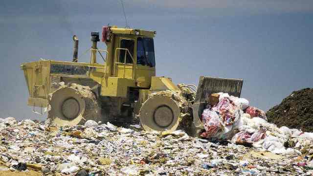 为啥美国将是世界上垃圾最多的国家