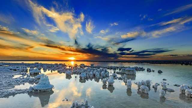 中国最神奇的湖泊