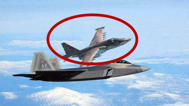 美俄再次上演空中玩命对峙