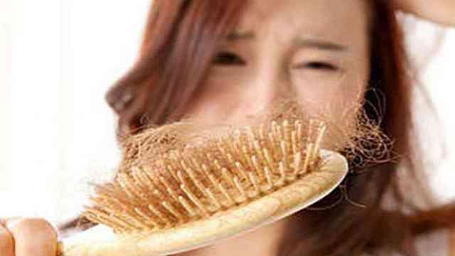 减肥为什么导致脱发?早看早知道!