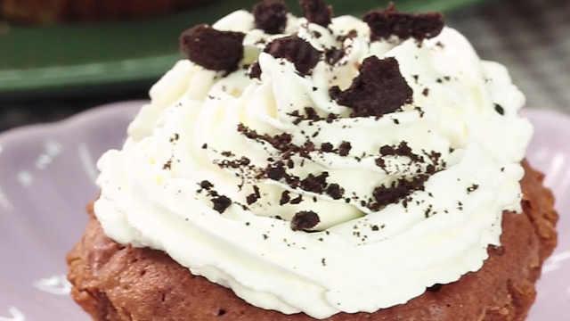 饼干与巧克力的终极吃法