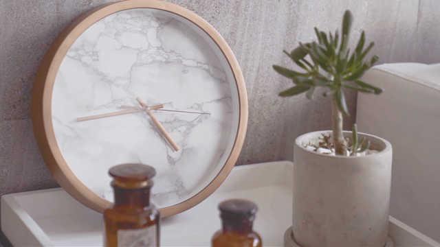 一张纸让我家的旧钟质感满满!
