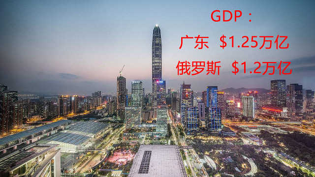 全国经济实力最强的省是哪一个?