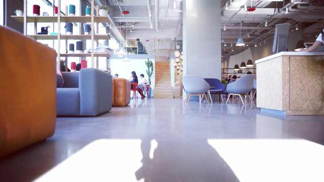 未来咖啡馆大概如此