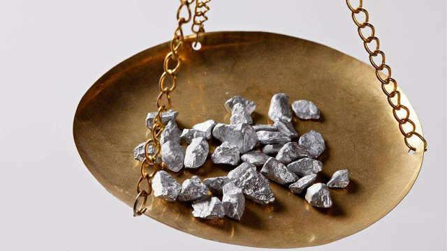 古代的碎银子是怎么来的?
