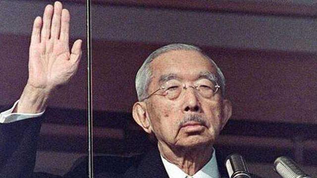 日本天皇辞职风波