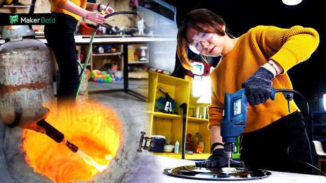 2000°的高温火炉竟然是棉花做的!