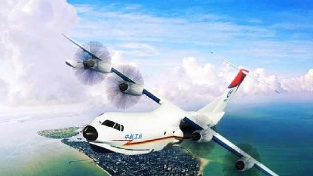 中国蛟龙600飞机有大动作