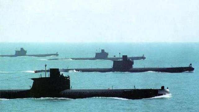 巴铁用50亿买8艘中国潜艇