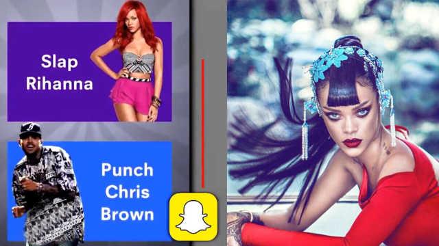 Snapchat广告涉嫌侮辱?蕾哈娜开炮