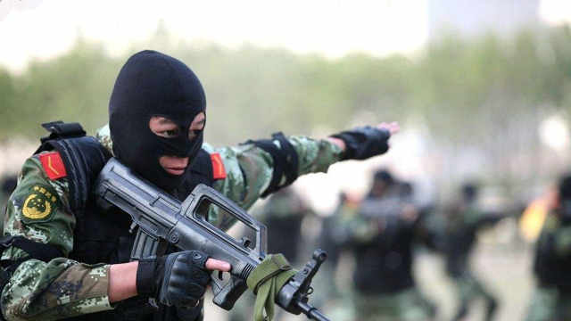 中美特种兵格斗术谁更强?