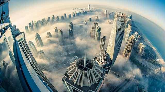 旅游英语300句漫游迪拜的建筑奇观