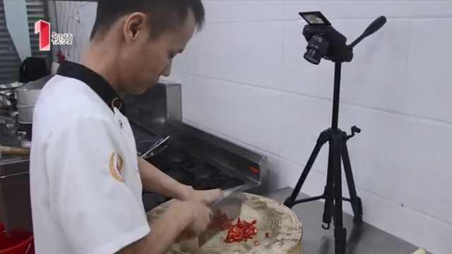 小伙为当网红放弃月薪过万厨师职业